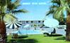 Desert Star Motel, Blythe, California (Thomas Hawk) Tags: america blythe california desertstarmotel usa unitedstates unitedstatesofamerica vintage motel pool postcard swimingpool