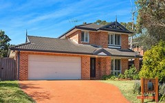 4 Black Ash Place, Hornsby Heights NSW