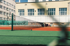 img_1847 (odwalker) Tags: competitivesport netsportsequipment playingfield sportsandfitness sportsvenue teamsport activity competition court nopeople outdoors sport stadium tennis