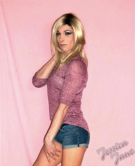 Casual Blonde (jessicajane9) Tags: tg crossdress m2f transgender tv xdress feminised tgurl crossdresser transvestite lgbt cd tgirl trans trap crossdressing