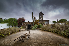 There was a farm in Lanzarote (Silver_63) Tags: