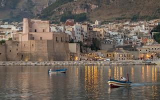 porto di Castellammare del Golfo