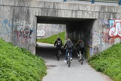 1709_0064 (Miljøpakken) Tags: gang og sykkelveg undergang fotgjengerunder syklister skolevei sykling sykkelvei