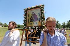 63. Крестный ход в скит святителя Иоанна Шанхайского