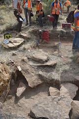 Dig site (BLMUtah) Tags: blm blmutah bureauoflandmanagement utah ut archaeology history canyon rocks ancient stem learning painting art artifacts handson ninemilecanyon
