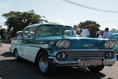 Chevrolet cubana... (alessioparri94) Tags: trinidad cuba habana havana pork chevrolet toro taxi tabacco sigaro cubano che guevara boteguita del medio calcio football tropicana show