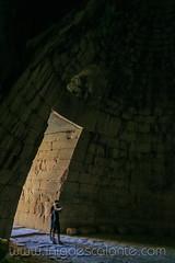 Sitio arqueológico de Micenas (Iñigo Escalante) Tags: sitio arqueológico de micenas grecia antigua europra peninsula peloponeso micenico yacimiento tesoro atreo patrimonio humanidad unesco perseo mitologia mycenae peloponnese citadel lion´s gate puerta leones