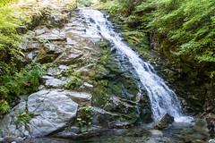 Rocks and Lower Whiskeytown Falls (BlueVoter - thanks for 1.8M views) Tags: whiskeytown waterfall wasserfall cascade cascada rocks rochers nationalpark parcnational