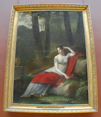 Paris (mademoisellelapiquante) Tags: museedulouvre louvre arthistory art paris france josephinedebeauharnais empressjosephine painting 1800s 19thcentury