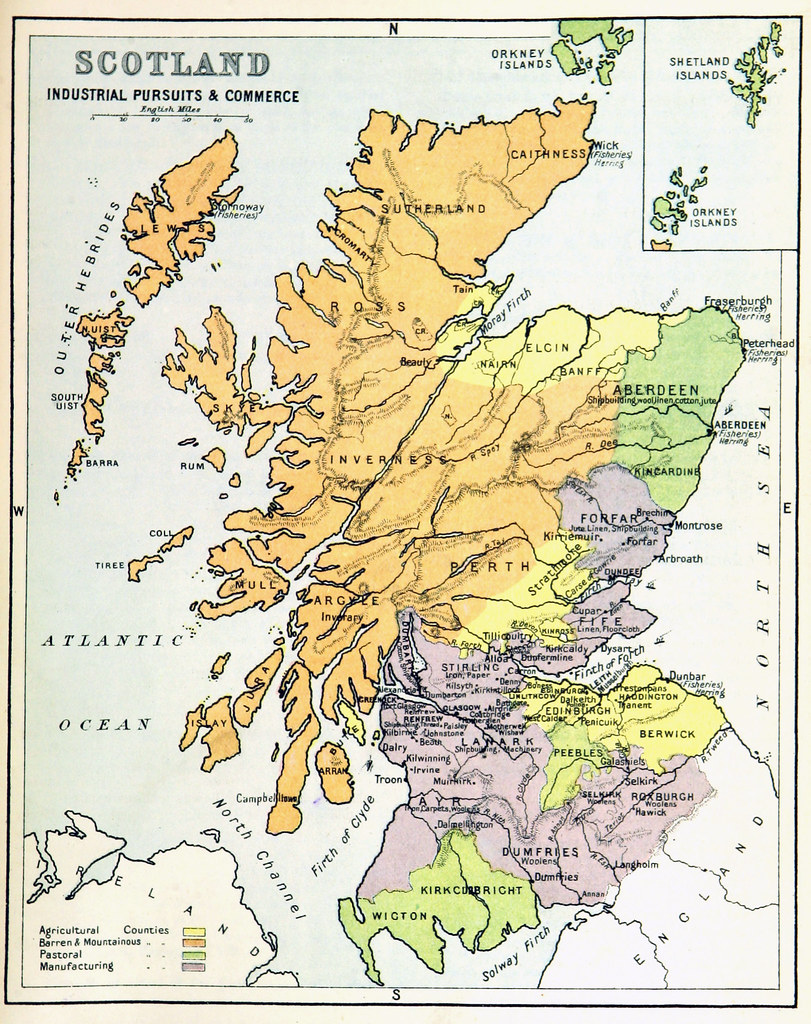 The worlds best photos of map and scotland flickr hive mind scotland sjrankin tags 5august2017 edited library britishlibrary map illustration historic uk unitedkingdom britishisles gumiabroncs