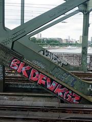 Graffiti in Köln/Cologne 2017 (kami68k -all over-) Tags: köln cologne 2017 graffiti illegal bombing bunt bk dfv kgz