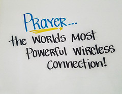 Powerful Wireless Connection (Resad Adrian) Tags: prayer wireless connection