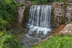 North Bend Falls (Daniel000000) Tags: waterfall landscape nikon nikond750 falls nature wisconsin midwest spillway usa dslr summer wi wisco
