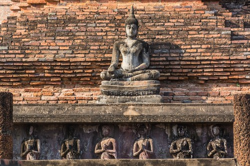 sukhothai - thailande 42