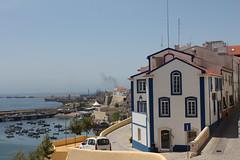 Sines (hans pohl) Tags: portugal alentejo sines atlantique houses maisons cities villes harbours ports architecture