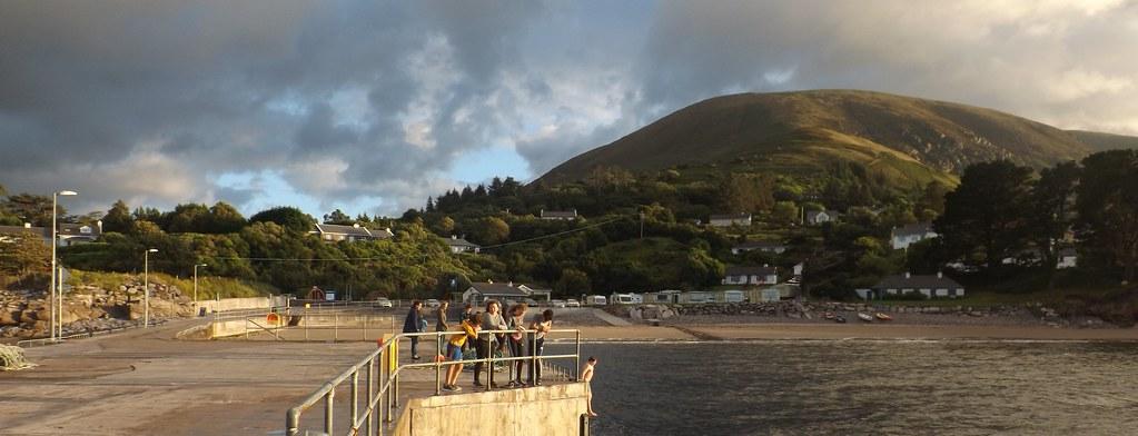 Kells Bay.