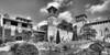 grazzano visconti (sanino fabrizio) Tags: borgo medioevale castello monumento pietra mattoni giardino turismo festival gufo grazzano visconti italia canon 550d sigma 1020 bianco e nero