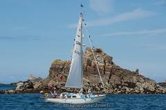 Crew of Ballyhoo performing (Matchman Devon) Tags: classic channel regatta 2017 paimpol danse de classique ballyhoo