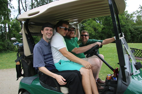 UA Golf Outing, August 2017