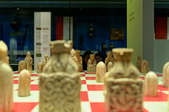 Game On (scottprice16) Tags: england london museum history britishmuseum chess lewischessmen exhibit people display game ivory walrus whales teeth nordic scandivian norway trondheim viking trade goods uig westernisles greenland scotland colony leica leicaxvario highiso 100greatesthistoricalpieces february winter