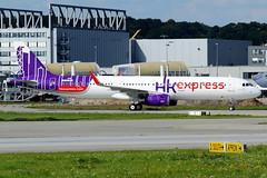 D-AVZH // Hong Kong Express // A321-231SL // MSN 7872 // B-LEG (Martin Fester - Aviation Photography) Tags: davzh hongkongexpress a321231sl msn7872 bleg a321 mn 7872 sharklets hamburg finkenwerder finkenwerderairport xfw xfwedhi airplane aircraft airbus airbusindustrie aviation aviationgeeks planes plane