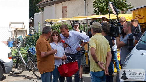 Jens Hübschen auf der Suche nach einem Mit-Koch und Juroren