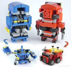 The BrickMorphz (Unijob Lindo) Tags: lego brickheads brickheadz transformers brick headz collectible collectibles leg godt klocki bricks red blue robot robots transform morph brickmorpherz morphers morpherz morphz brickmorphz plate mixel joints joint towball articulation toy toys funko pop funkopop brickset mecha mech truck trucks car vehicle auto service 09 crab brawler punch boxing moc own creation custom gun guns iveco polybag action figure wheel wheels
