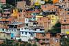 Brick Homes in Favela, Bucaramanga Colombia (AdamCohn) Tags: adamcohn bucaramanga colombia kmtoin city favela favelas geo:lat=7131661 geo:lon=73105555 geotagged ghetto slum slums urban wwwadamcohncom santander