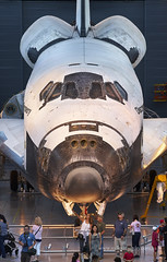 Discovery (Valley Imagery) Tags: a99ii space shuttle smithsonion udverhazy museum discovery