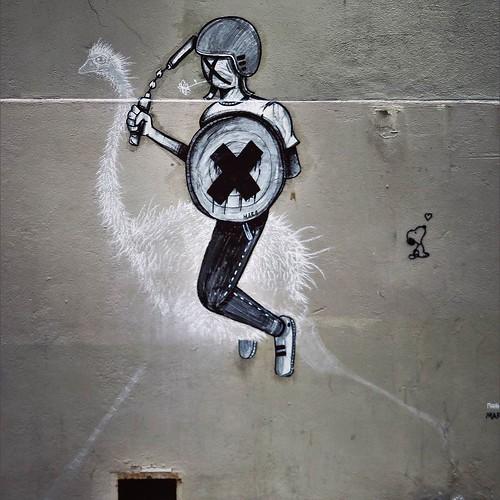 #monday, let's #battle this week / #Art by #matt_tieu. #paris #streetart #graffiti #urbanart #graffitiart #urbanart_daily #graffitiart_daily #streetarteverywhere #streetart_daily #wallart #mural #ilovestreetart #igersstreetart #streetartparis #msaparis #t