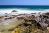 Malta Slow Shutter Speed-2 (Alex Ignatov) Tags: europe malta beach landscape nature rock sea seascape sky slowshutterspeed water