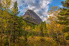 Golden Grinnell (Philip Kuntz) Tags: grinnellpoint autumn fall fallfoliage autumngold manyglacier glaciernationalpark montana