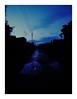 blacknblue (seba0815) Tags: ricohgrdiv color grd grdiv blacknblue street night sky clouds puddle wate city light reflection mood emptiness seba0815 bleachbypass starogardgdanski poland polska vacation holiday starogardgdański