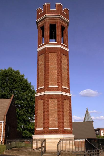 Bicentennial Bell Tower - Columbia, TN