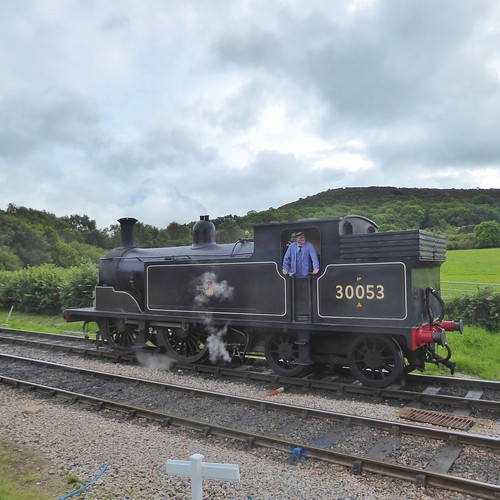 Swanage Railway Drummond M7 30053