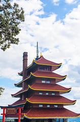 Reading Pagoda (cybrwlf) Tags: 35mm d5200 f18 nikon nikon35mmf18gafsdx pagoda reading pa