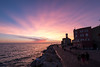 How not to take a picture ? - Piran - Slovenia (Rogg4n) Tags: slovenia sunrise sky nature night nightscape waterscape water cloud canoneos80d efs1018mmf4556isstm summer europe travel dawn slovene landscape triglav sunset hoya rocks slovenjia lighthouse sea adriatic piran