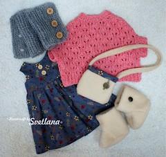 "Missy 17 "" (SvetlanaKonyaeva) Tags: waldorf stoffpuppe steiner stoffpuppen handmade fabric dolls doll toy toys puppe puppekind puppen baby child"