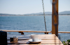 coffee cup on the beach background (wuestenigel) Tags: nature water breakfast beauty space background hot morning beach wave cafe fresh white view cup espresso wooden caffeine vacation backgrounds drink tropical restaurant naples travel sea mug table beverage outdoors summer sky coffee blue wasser boat boot meer pier seebrücke wood holz noperson keineperson ocean ozean watercraft wasserfahrzeug reise lake see hölzern ship schiff himmel sommer shipdeck schiffsdeck strand yacht relaxation entspannung natur ferien