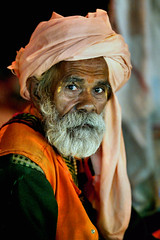 Portraits from Gangasagar (pallab seth) Tags: gangasagarmela 2017 pilgrimage bengal india mela pilgrim religion festival ritual priest religious culture hindu hinduism tradition custom gangasagar portrait anindianportrait people peopleoftheworld indian asian asia face outdoor samsungnx1 samsungnx85mmf14edssalens night
