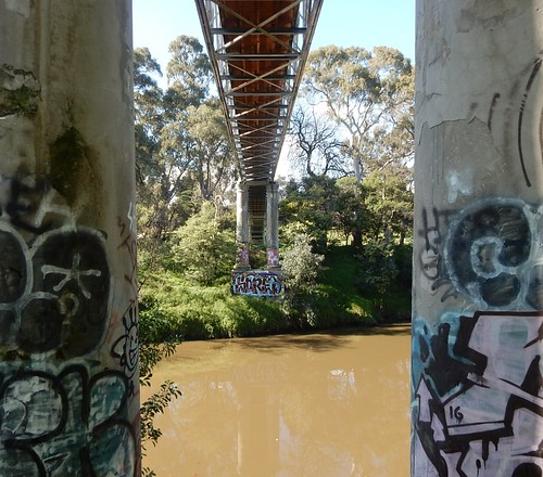 Bridge Over Muddied Waters