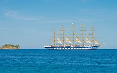 Royal Clipper (06) (Vlado Ferenčić) Tags: rovinj boats sailboat sailboatship sailing istria istra adriatic seascape sea adriaticsea vladoferencic vladimirferencic hrvatska croatia nikond600 nikkor8020028 jadranskomore jadran