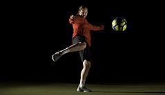 Riggers Volley (Pete_Dobson) Tags: football soccer skills tricks nike advert commercial freestyle moody studio nikon d750 50mm 14 sb900 su800