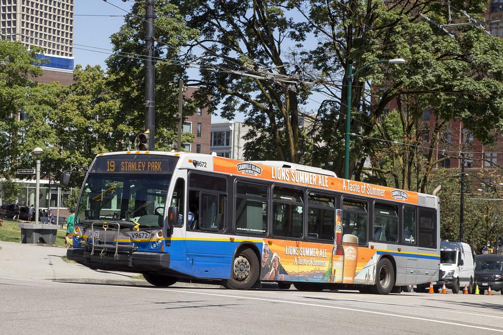 Translink bus vancouver-4220