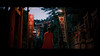 Fushimi Inari-taisha, Kyoto, Japan (emrecift) Tags: candid portrait cityscape night low light street photography temple shrine myst kyoto japan cinematic 2391 anamorphic cinemorph filter sony a7 alpha legacy lens glass canon new fd 50mm f14 emrecift