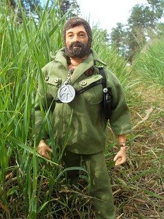 Adventure Team Commander in the Saw Grass