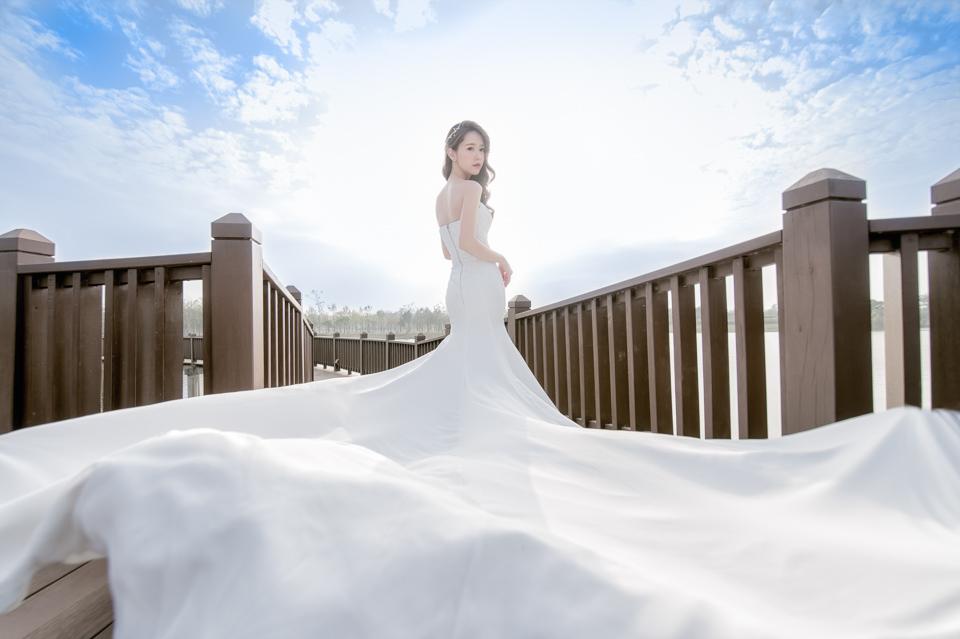 台南自助婚紗 奇美博物館 婚紗作品 Abby 001