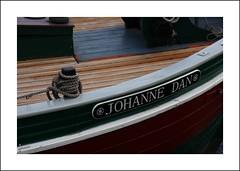old boat (alesolofoto) Tags: denmark danimarca ribe barca boat