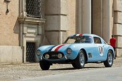 Tour-de-France (AureilFerrari) Tags: aureil auto automobile automotive voiture car coche wagen worldcars classic classiche numéro série chassis serial number canon eos 60d