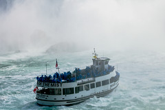Maid of the Mist         4195 (deanwgd608) Tags: niagarafalls maidofthemist canada canonef24105mmf4lisusm canon5dmk2 canoneos5dmark2 waterfall newyorkstate boat